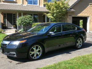 2013 Acura TL Elite Package SH-AWD - EXCELLENT Condition!!