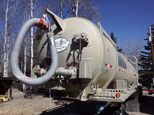 Stephens Aluminum Tanker