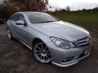2009 Mercedes Benz E Class E350 CDI BlueEFFICIENCY Sport 2dr Tip Auto Light P...