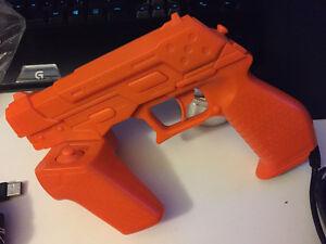 Guncon 3 Playstation 3 Light Gun, Great Condition all Accesories