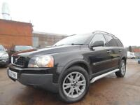 VOLVO XC90 2.4 DIESEL D5 SE AWD AUTO 7 SEATER FULL SERVICE HISTORY