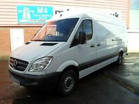 Mercedes Sprinter 313 CDI LWB HI ROOF WITH A/C