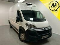 2019 Citroen Relay 35 Enterprise L4 H3 Fridge Diesel 1 Owner Euro 6 Temperature