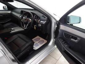 Silver Mercedes-Benz E350 3.0TD CDI BlueEFFICIENCY ***FROM £54 PER WEEK***