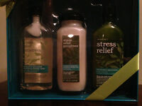 $20 Bath & Body Works Gift Set New in Box