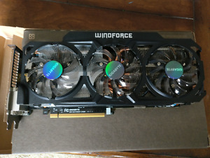 Gigabyte GTX 770 Windforce