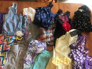 Girls clothing size 7/8