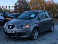 SEAT ALTEA 1.6 2005 STYLANCE, 2 PRE OWNERS + GEARBOX REPLACED COSTING £1000 !!!