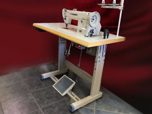 Walking foot machine à coudre Walking foot sewing machine