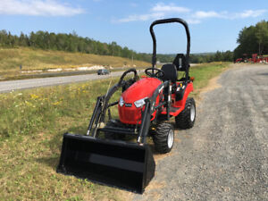 Branson 1905H 4x4 tractor and front loader $147.00 /M !!