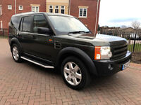 Land Rover Discovery 2.7 TDV6 HSE 7 SEAT (green) 2005