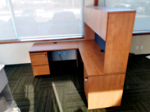 Professional Executive Office Desk