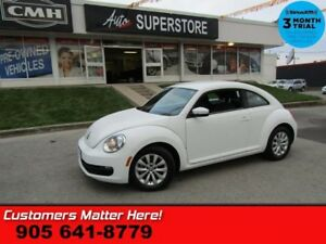 2014 Volkswagen Beetle Comfortline  DIESEL LOW-KMS HEATED SEATS