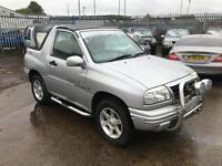 Suzuki Grand Vitara 1.6 GV1600 Sport 2003 96k 12 Months Mot 4x4 Jeep