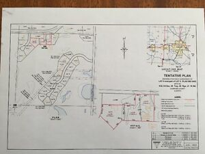 Camrose County AB  McNary Estates lot 6B excepting offers