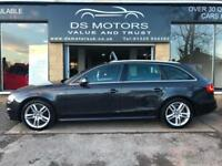 2013/63 Audi A4 Avant Estate S-Line DSG grey