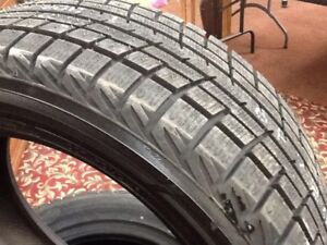 new set of 4 snow tires,215/55R16