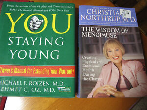Two very good books for older women!