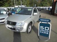 2007 Suzuki Grand Vitara 1.6 VVT 3dr 3 door Estate