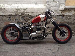 Triumph T140V Chopper