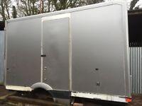 12ft X 6ft insulated box fridge body storage