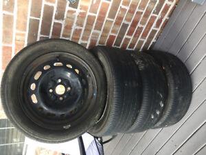 Rims/tires Mazda 2
