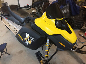 2006 Freestyle 600 Skidoo R&D