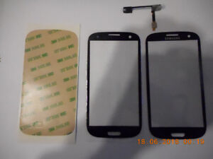 Samsung S3 Digitizer, screen and screen protector