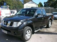 2009 Nissan Navara King Cab 2.5 Diesel Pickup