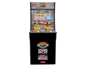 Street Fighter II Collection - Arcade Cabinet BRAND NEW IN BOX