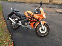 ** Honda Cbr 125 2007 Excellent Condition Low Mileage **