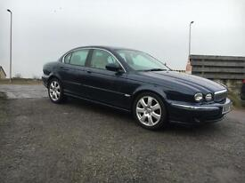 *SOLD* 2005 55 Jaguar X Type Sovereign 3.0 V6 auto AWD (low miles - 76000)