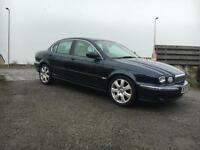 2005 55 Jaguar X Type Sovereign 3.0 V6 auto AWD (low miles - 76000)