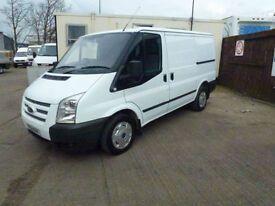 Ford Transit 2.2TDCi ( 125PS ) ( EU5 ) 280S ( Low Roof ) 280 SWB Trend 2011