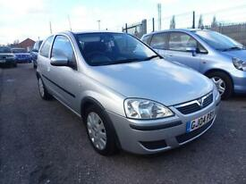 2004 VAUXHALL CORSA 1.0 ACTIVE TWINPORT ONLY 82,000 MILES!! LOW TAX & INS