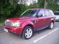 2005 Land Rover Range Rover Sport 2.7 TD V6 HSE 5dr