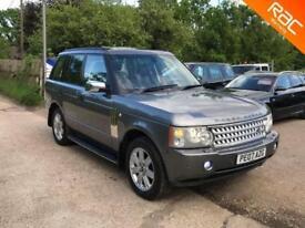 Land Rover Range Rover 3.6TD V8 auto 2007 Vogue, 99530 MILES FSH,EXCELLENT