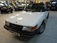Saab 900 I16 2.0 CONVERTIBLE + FANTASTIC EXAMPLE + LAST OWNER FOR 21 YEARS