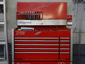 SNAP ON TOOL BOX CHEST COFFRE A OUTIL BOITE A OUTIL 500.00$