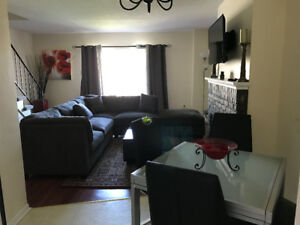 Rent Fully Furnished and Equipped House Today 3 Bedrooms