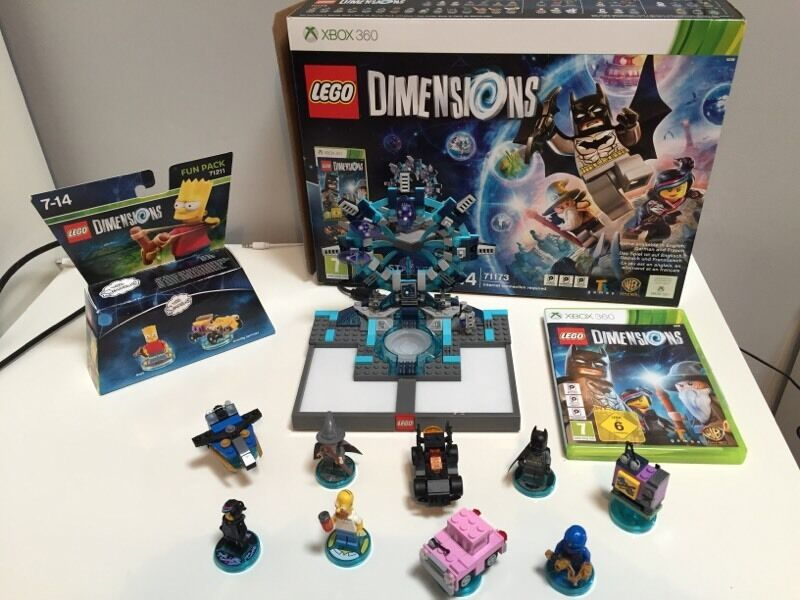 LEGO DIMENSIONS XBOX 360 STARTER PACK AND FUN PACKS in  : 86 from www.gumtree.com size 800 x 600 jpeg 77kB