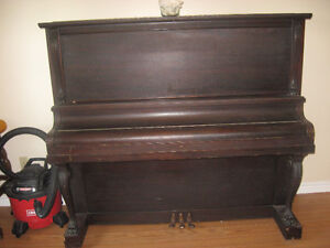 Willis Montreal Cabinet Grand Piano, in very good condition
