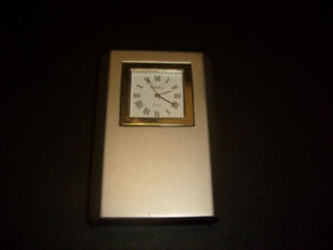 Birks Desktop Quartz Watch Size 3 1/8 x 2 1/8 x 3/4""
