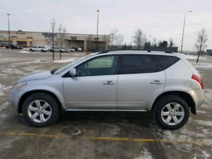 2006 Nissan Murano SL AWD 141,000 Kms New Safety