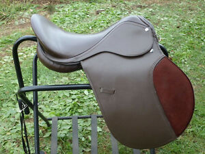 18 IN NEW GRIFFITH ENGLISH SADDLE