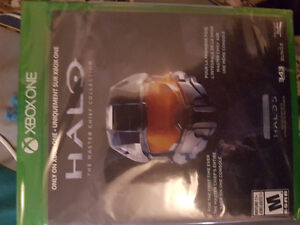 Halo Master Chief Collection Hard Copy