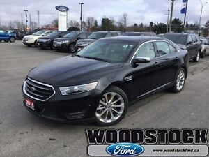 2016 Ford Taurus Limited   NAVIGATION, POWER MOONROOF, SYNC 3
