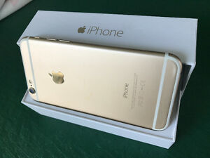 16GB Apple iPhone 6 Gold - Excellent Condition