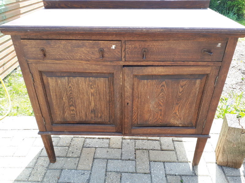 Sideboard Perfect For Upcycling In Wareham Dorset Gumtree