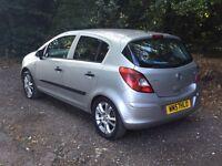 2008 Vauxhall Corsa life 1.3cdti - 11 months MOT -£30 a year tax